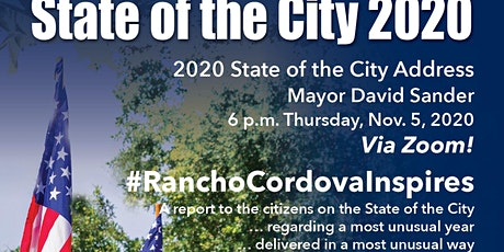 Rancho Cordova State of the City tickets