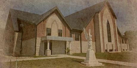 Leamington - Sunday Vigil Mass (5pm Saturday Evening)