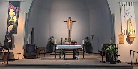 Kingsville - Sunday Vigil Mass (5pm Saturday Evening)
