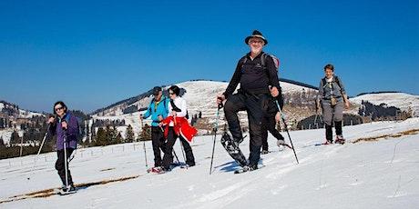 geführte Schneeschuhwanderung, Teichalm (Stmk.) 2020/21 Tickets