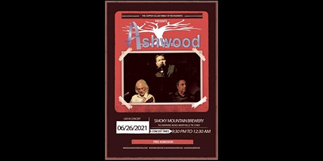 ASHWOOD Live at Smoky Mountain Brewery Maryville tickets