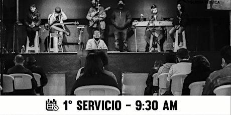 """SAI de Adoración 9:30am  """"HARVEST MÉXICO"""" boletos"""