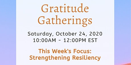 Gratitude Gathering tickets