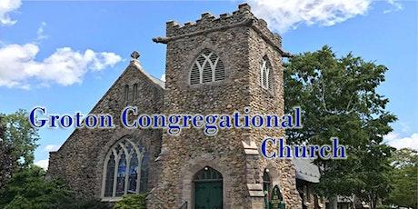 Groton Congregational Church Worship Service tickets