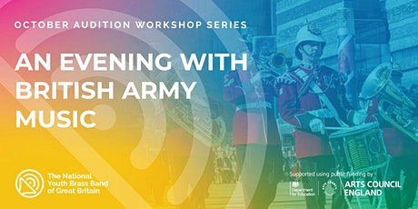 An Evening with British Army Music tickets