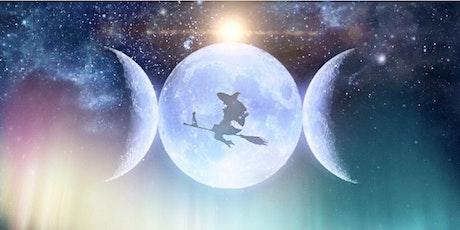 All Hallows' Eve Full Moon Magick, Astrology & Akashic Healing Attunement tickets