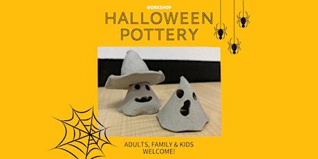 Halloween Hand Building tickets