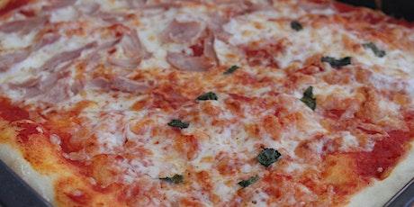 2 Part Pizza Class