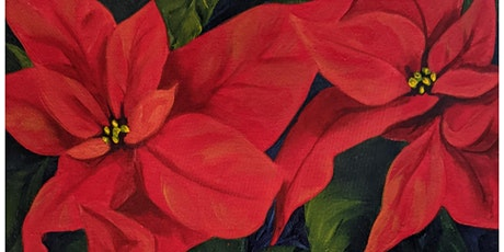 ACRYLIC PAINTING - Christmas Image with Kelly Maw tickets