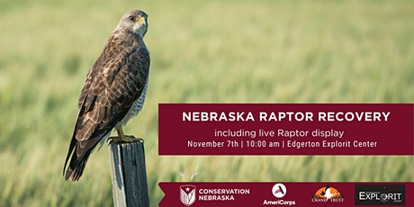 Nebraska Raptor Recovery and live Raptor Display tickets