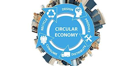 Aston University's  Low Carbon SMEs- Circular Economy Online Workshop. tickets