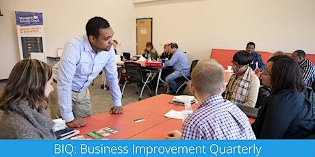 SPEARity™ Business Improvement Quarterly (BIQ) Q4 2020 tickets