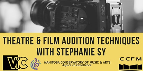 Masterclass: Theatre and Film Audition Techniques tickets