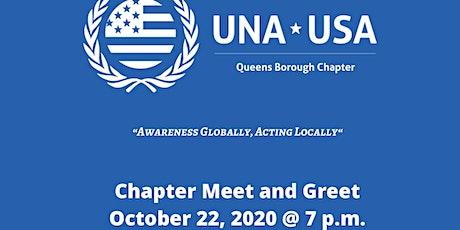 UNA-USA Queens Borough Meet & Greet tickets