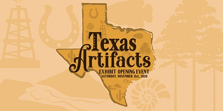 Texas Artifacts: Exhibit Opening Event at the Naranjo Museum tickets