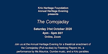 KHF Annual Heritage Evening Presents 'The Comojaday' tickets
