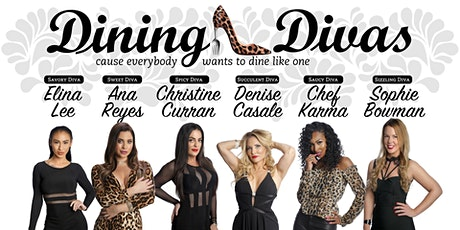 Dining Divas TV - Dinner Experience - Piazza Ft Lauderdale tickets