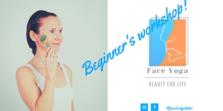 Face Yoga Method beginner workshop ingressos