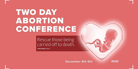 Two Day Abortion Conference tickets