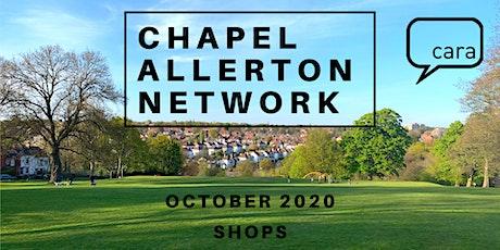 Chapel Allerton Network (CAN) Meeting: Shops tickets