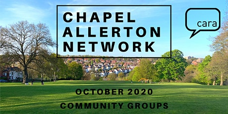 Chapel Allerton Network (CAN) Meeting: Community Groups tickets