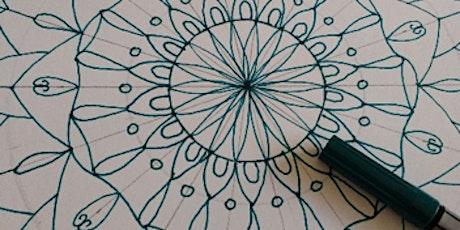 Mandala Mindful Drawing tickets