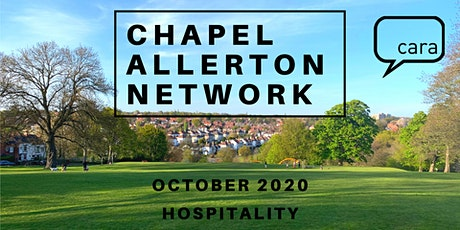 Chapel Allerton Network (CAN) Meeting: Hospitality tickets