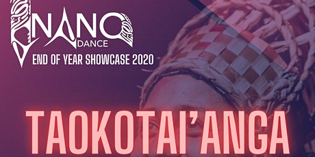 TAOKOTAI'ANGA Showcase 2020 tickets