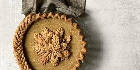 Decorative Pumpkin Pie with Bee and the Baker! tickets