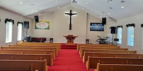 Rhema International Bible Church Sunday Service tickets
