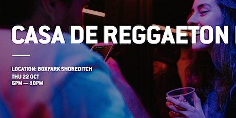 "Casa De Reggaeton Presents: ""UK Latinos Live"" tickets"
