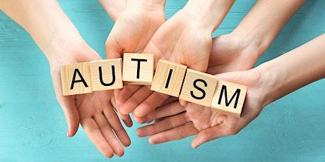 (WEBEX) Neurodiversity - ASD: Autism Spectrum Disorder (English session) tickets