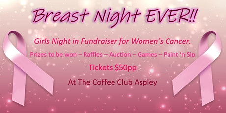 Breast Night Ever! tickets