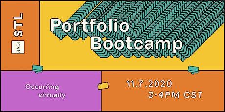 AIGA STL Portfolio Bootcamp tickets