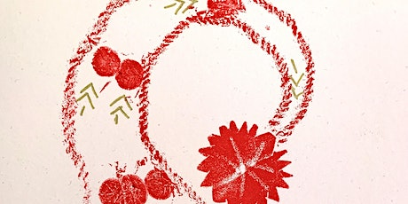 Collagraphy Christmas Card Workshop tickets