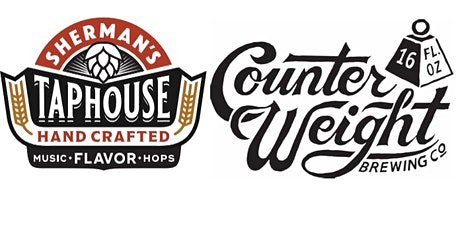 Sherman's Taphouse Beer Dinner Ft. Counterweight Brewing tickets