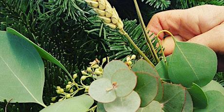 Wreath Making Workshop: Winter Season tickets