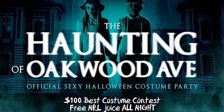 Nightmare on Oakwood Ave tickets