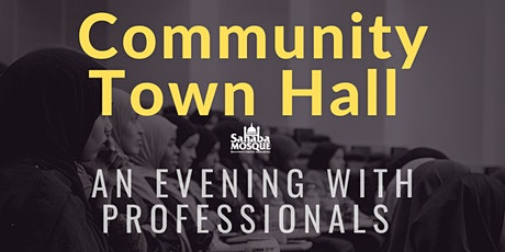 An Evening with Professionals tickets