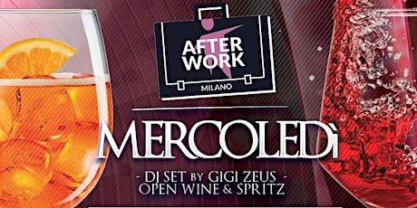 55 Milano AfterWork Mercoledì 21 Ottobre 2020 OpenSpritz Vs OpenWine biglietti