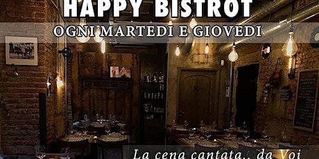 Panigacci Milano Giovedì 22 Ottobre 2020 Dinner Show biglietti