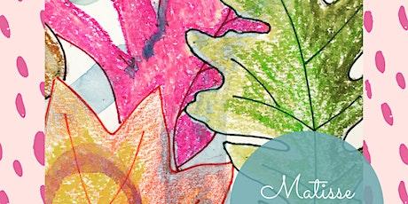Fall Mixed Media Online Art Class tickets