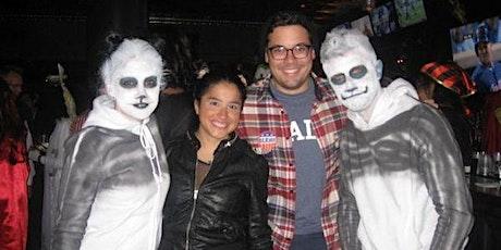 Halloween Bar Crawl tickets