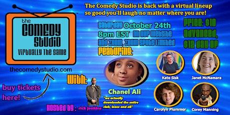 The Comedy Studio: Virtually The Same SATURDAY tickets