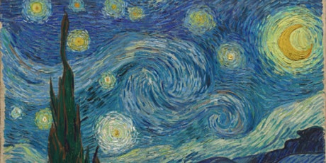 Paint Like Series: Vincent van Gogh - The Starry Night tickets