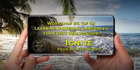 Virtual Workshop #4   Learning Universal Languages for Every Relationship tickets