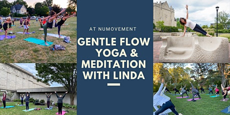 Gentle Flow Yoga and Meditation with Linda tickets