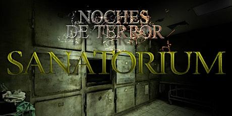 NOCHES DE TERROR VIERNES 6 tickets