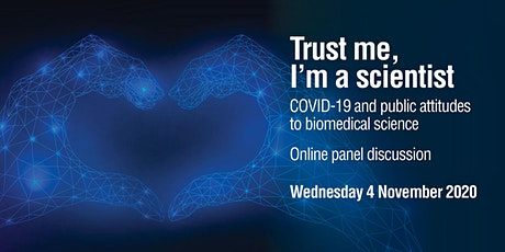 Trust me, I'm a scientist: COVID-19 and public attitudes to science tickets
