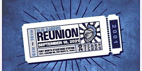 LD Bell Class of 2001: 20 Year Reunion tickets